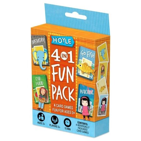 Hoyle 4-in-1 Fun Pack