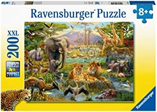 200 - Animals of the Savanna