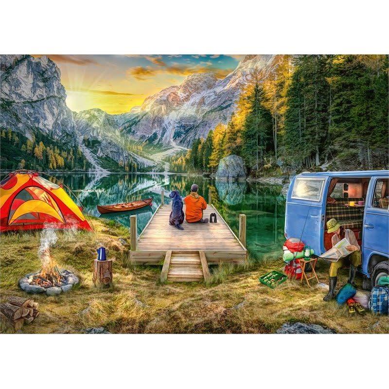 1000 - Calm Campsite