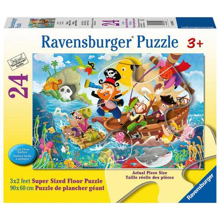 Floor Puzzle - Land Ahoy!