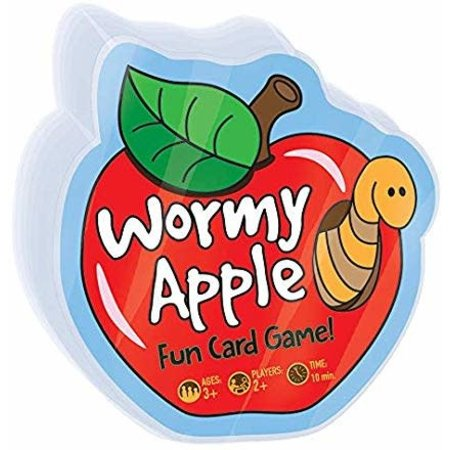 Matching Game - Wormy Apple