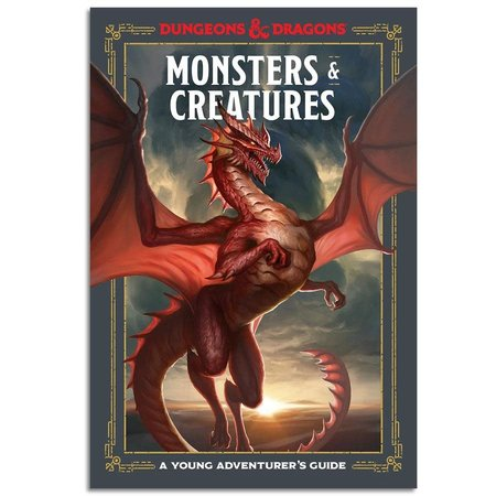 A Young Adventurer's Guide: Monsters & Creatures