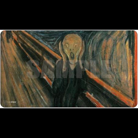 UP Playmat - Fine Art The Scream