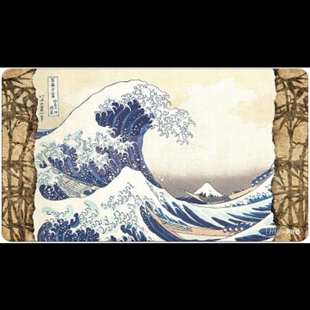 UP Playmat - Fine Art The Great Wave Of Kanagawa