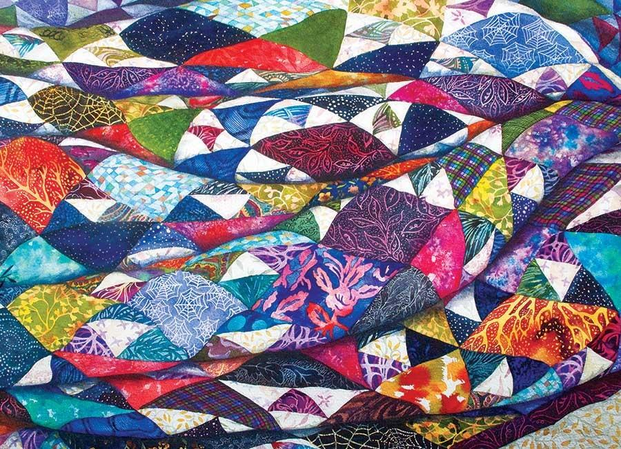 500 - Portrait of a Quilt