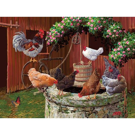 275 - The Chickens Are Well