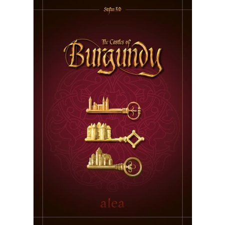 The Castles of Burgundy: Deluxe Edition