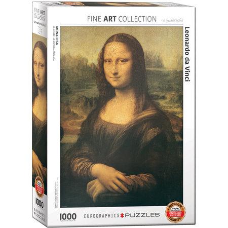 1000 - Mona Lisa (Leonardo Da Vinci)