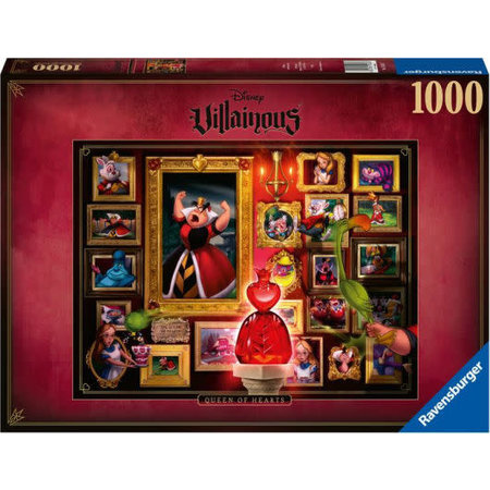 1000 - Disney Villainous: Queen of Hearts