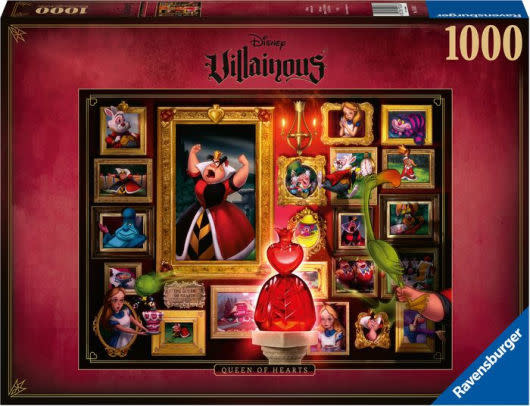 1000 - Villainous: Queen of Hearts