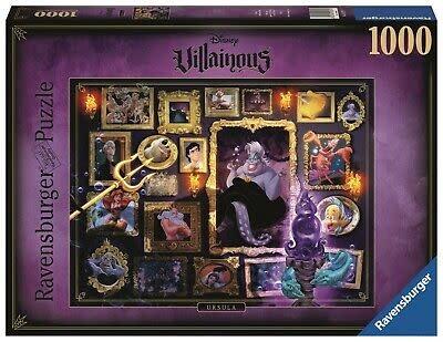 1000 - Disney Villainous: Ursula