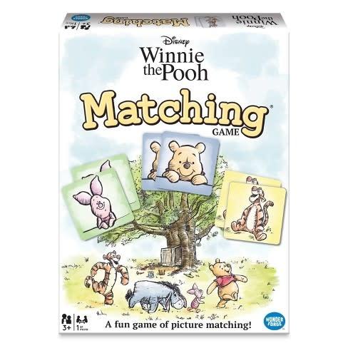 Matching Game - Winnie the Pooh