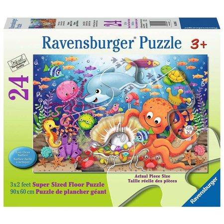 Floor Puzzle - Fishie's Fortune