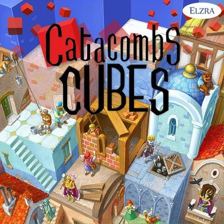 Catacombs: Cubes