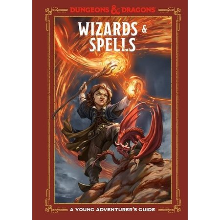 A Young Adventurer's Guide: Wizards & Spells