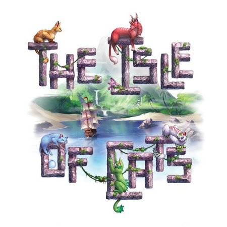 PREORDER - The Isle of Cats