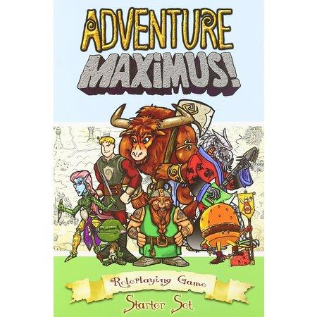 Adventure Maximus! - Starter Set