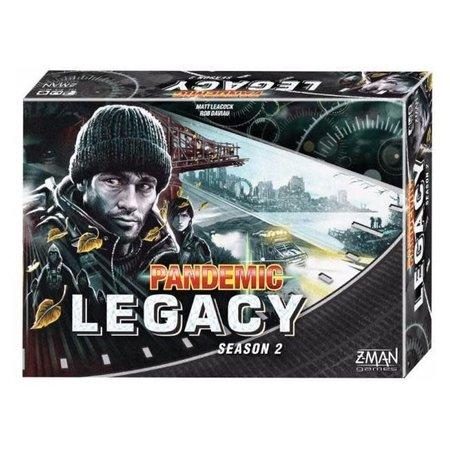 Pandemic Legacy - Season 2 (Black Box)