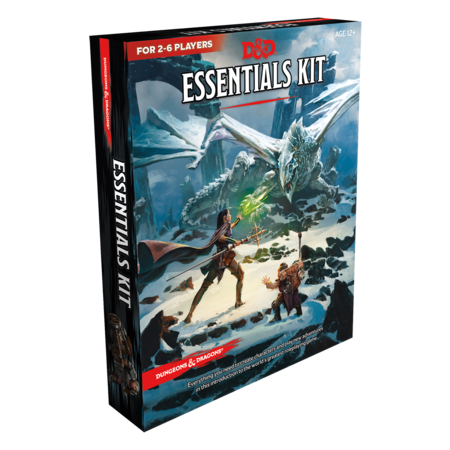 Dungeons and Dragons 5th Edition RPG: Essentials Kit