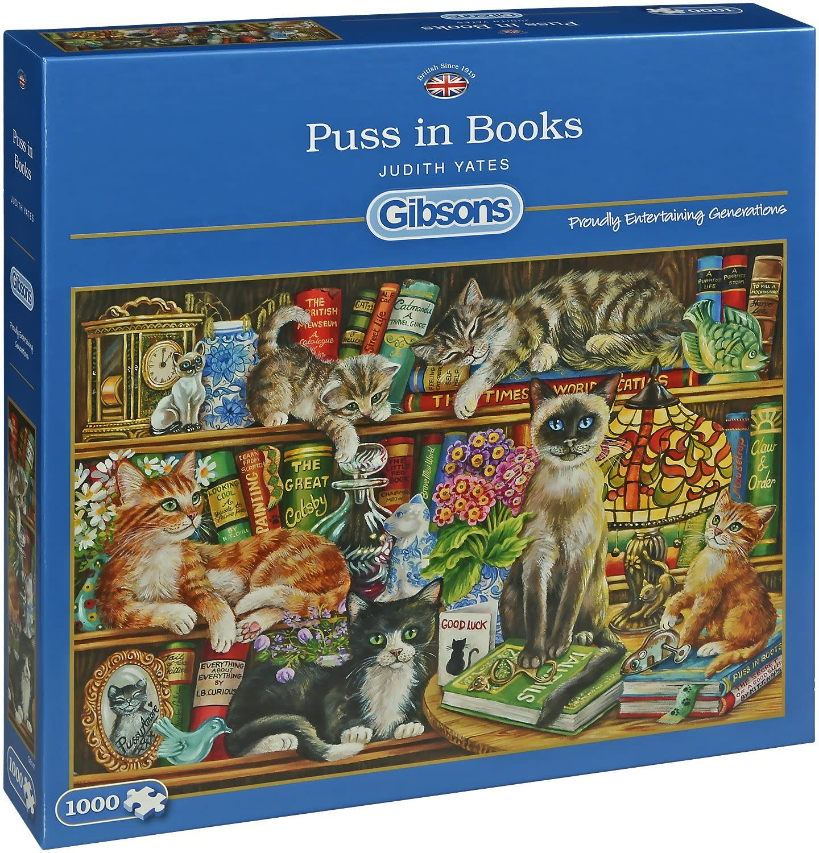 1000 - Puss in Books