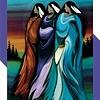 1000 - Three Sisters (Betty Albert)