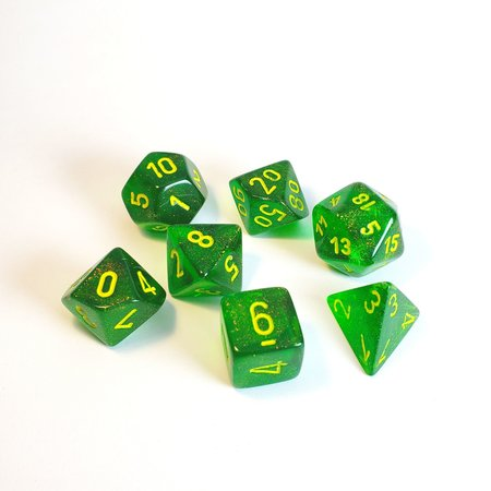 CHX 27565 Borealis Maple Green w/Yellow