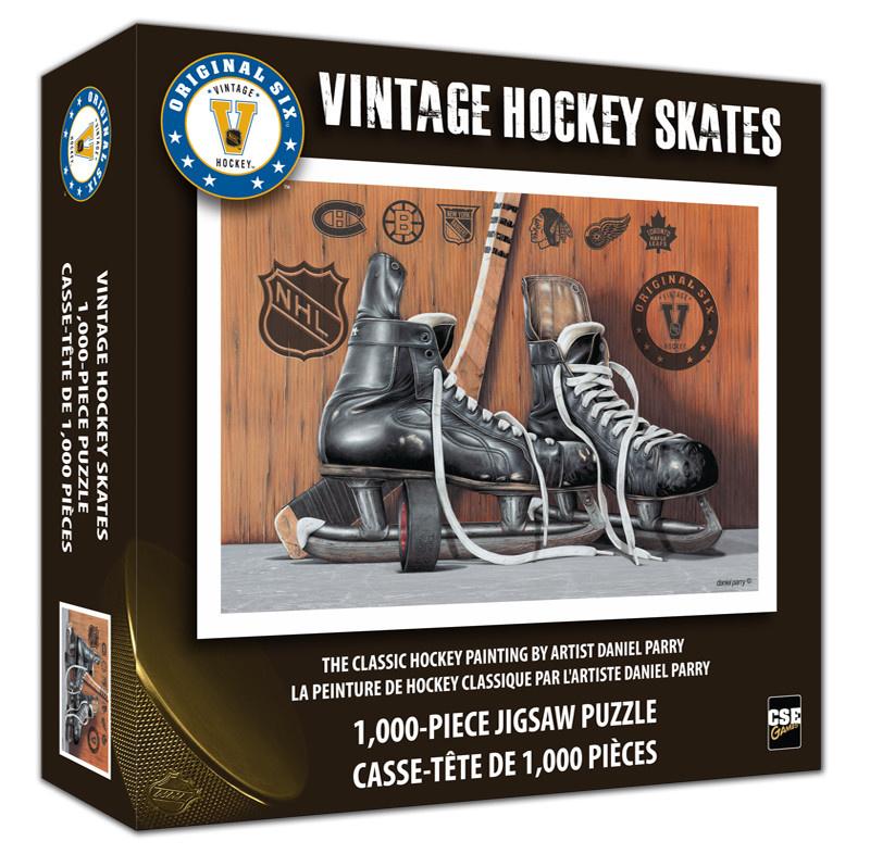 1000 - Vintage Hockey Skates