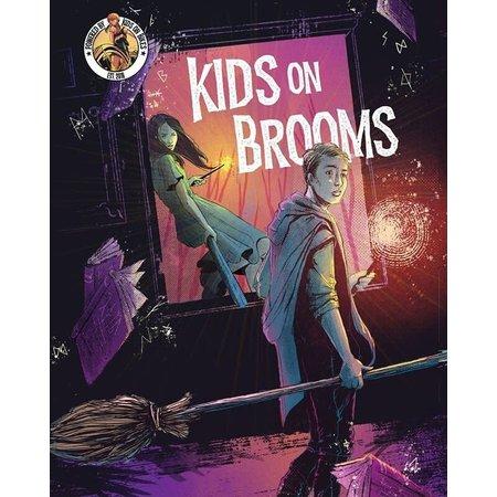 Kids On Brooms - Core Rulebook