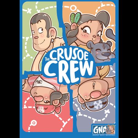 Graphic Novel Adventure - The Crusoe Crew