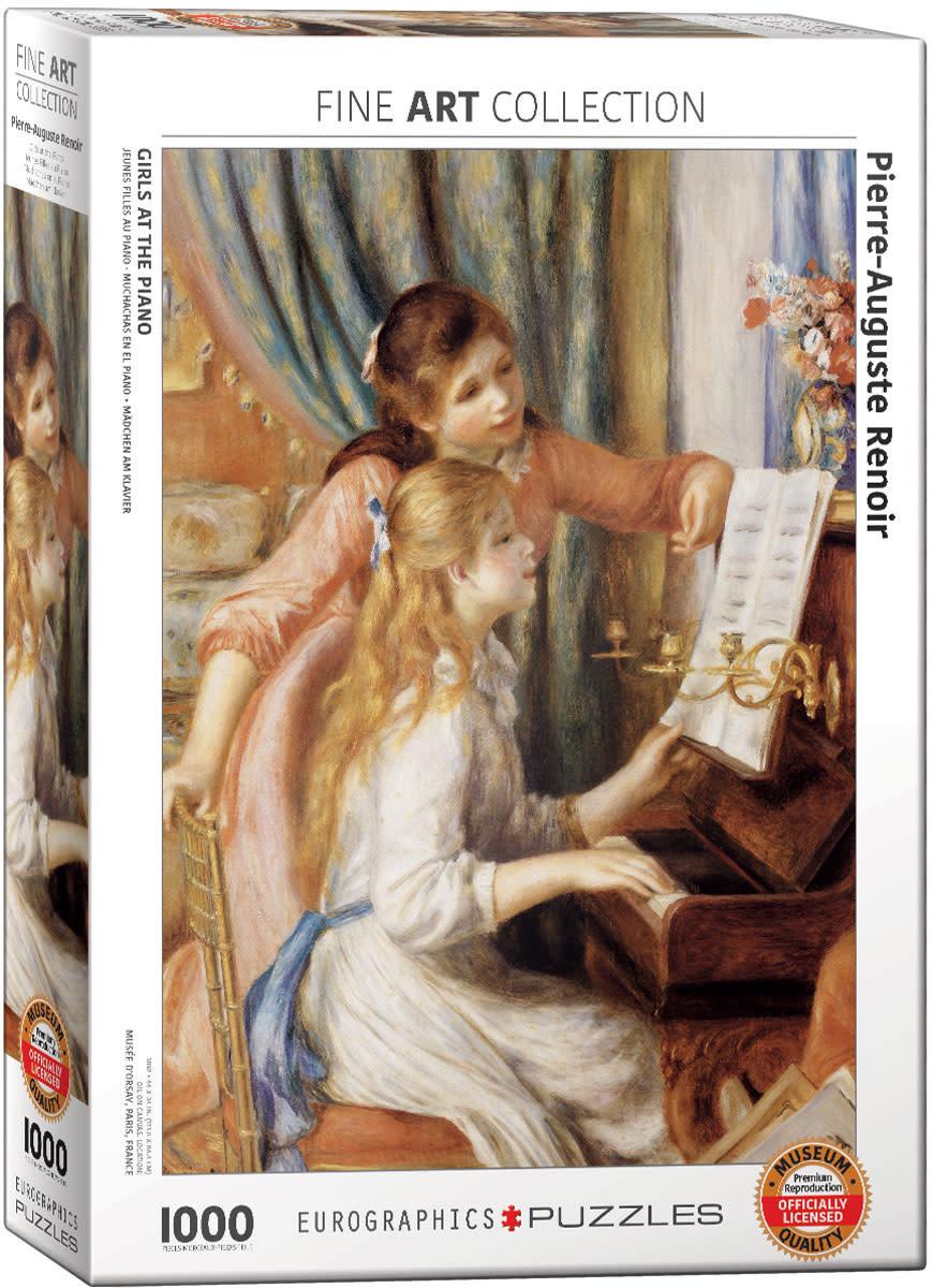 1000 - Girls at the Piano (Renoir)