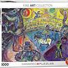 1000 - The Circus Horse (Chagall)