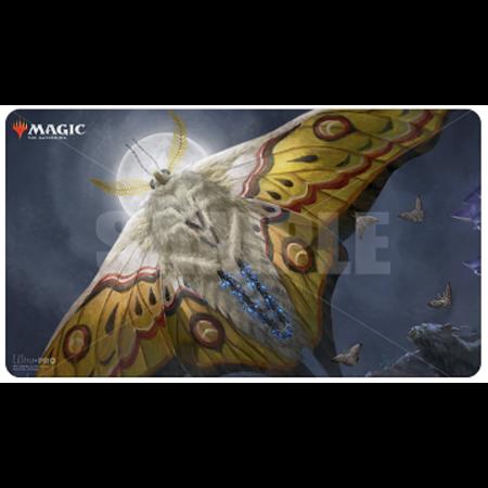 UP Playmat - MTG Luminous Broodmoth