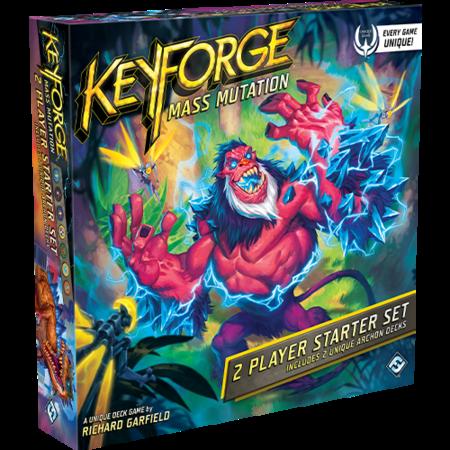 KeyForge: Mass Mutation - Starter Box