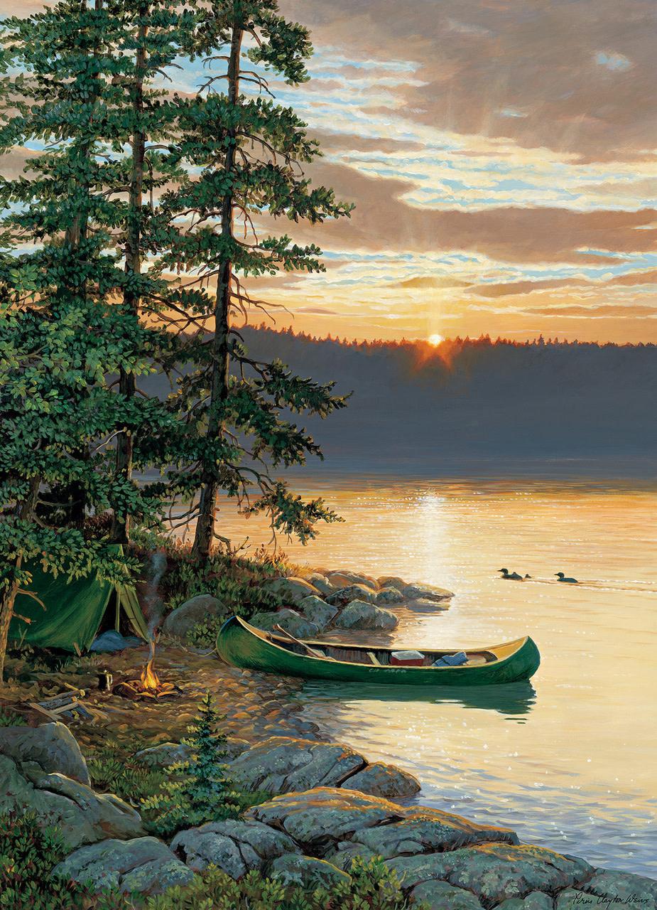 500 - Canoe Lake