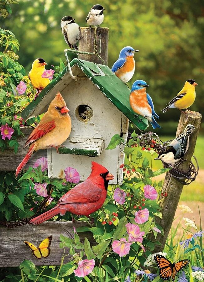 1000 - Summer Birdhouse