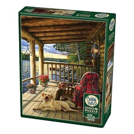 1000 - Cabin Porch