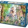 500 - Unicorn in the Woods