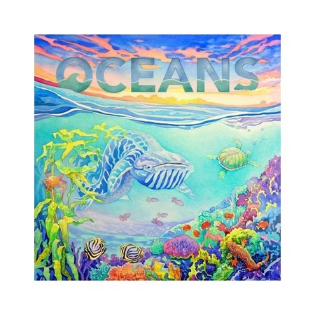 Oceans: Evolution Game - Limited Edition