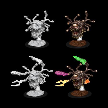 D&D Unpainted Minis - Beholder Zombie