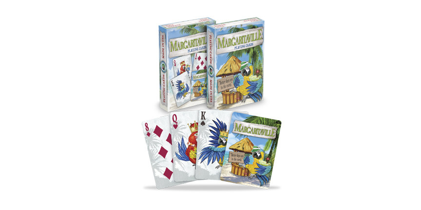 Bicycle Playing Cards - Margaritaville Deck