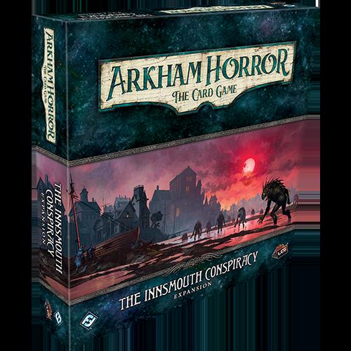 Arkham Horror LCG: The Innsmouth Conspiracy 1 - The Innsmouth Conspiracy Deluxe