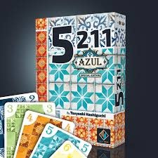 5211: Azul Edition