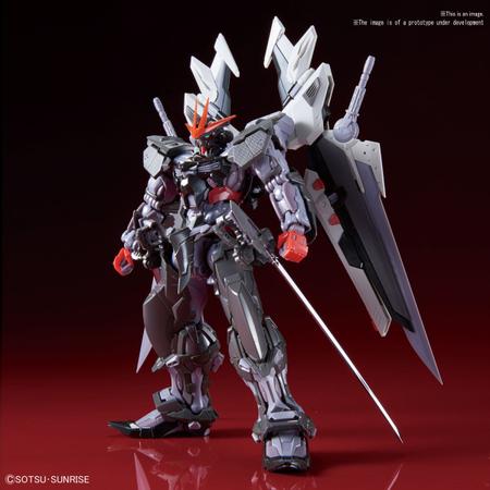 Hi-Resolution Model 1/100 Gundam Astray Noir