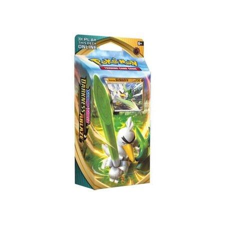 Pokemon Theme Deck - Darkness Ablaze: Sirfetch'd