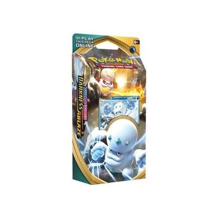 Pokemon Theme Deck - Darkness Ablaze: Darmanitan