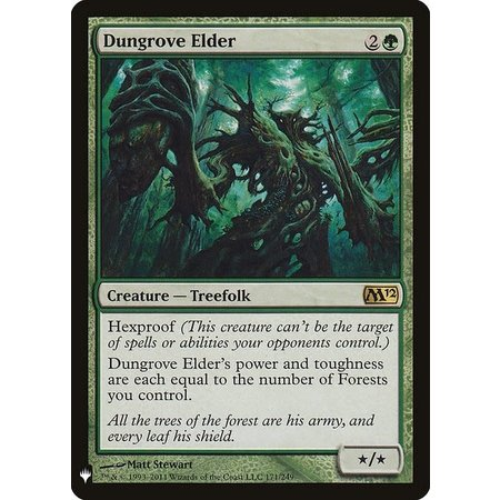 Dungrove Elder