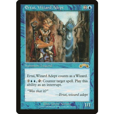Ertai, Wizard Adept (Japanese)