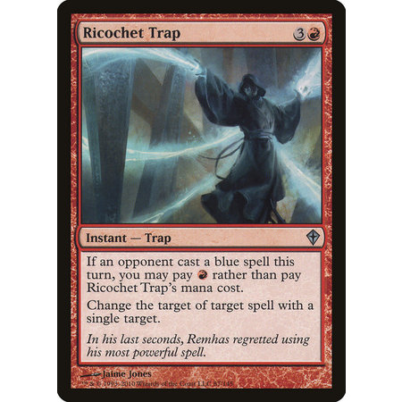 Ricochet Trap - Foil