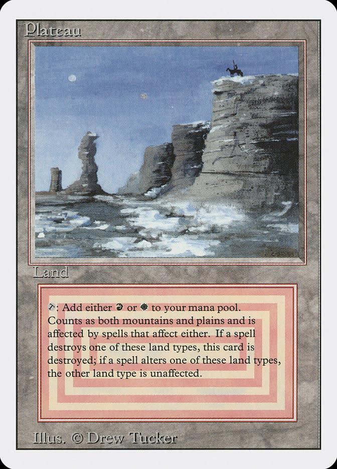 Plateau (MP)