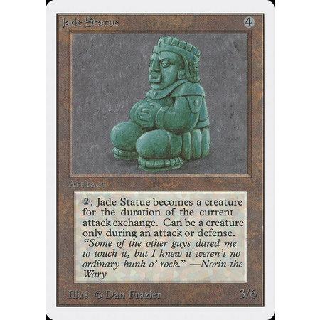 Jade Statue